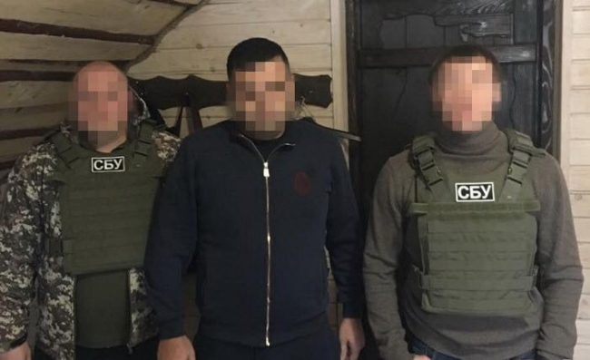 Сотрудники Одесского областного УСБУ задержали кавказского вора в законе