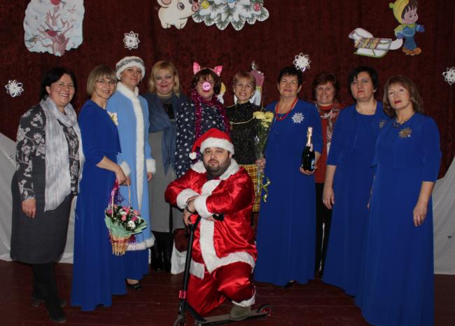 Предрождественский концерт в Доме учителя