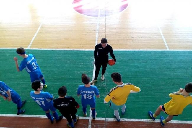 Команда Измаильского ФК «Дунай» прошла в финал первенства Одесской области по футзалу