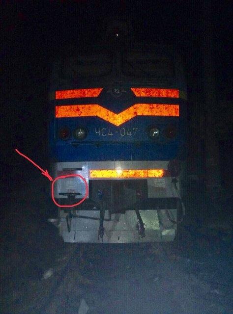 В Одессе поезд сбил нетрезвую женщину
