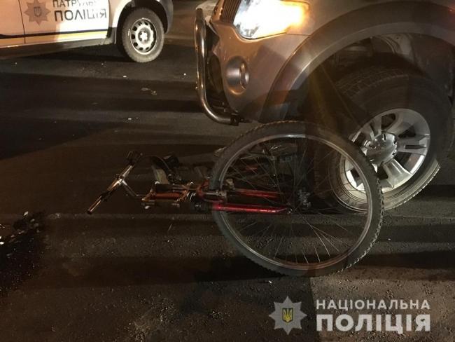 Водитель, совершивший наезд на велосипедиста, предстанет перед судом