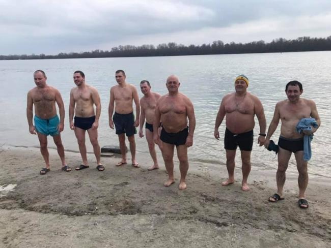 """Измаильские моржи приглашают на """"Дунайскую щедривку""""!"""