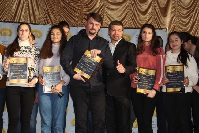 "На ""Бессарабском Олимпе"" наградили 350 человек!"