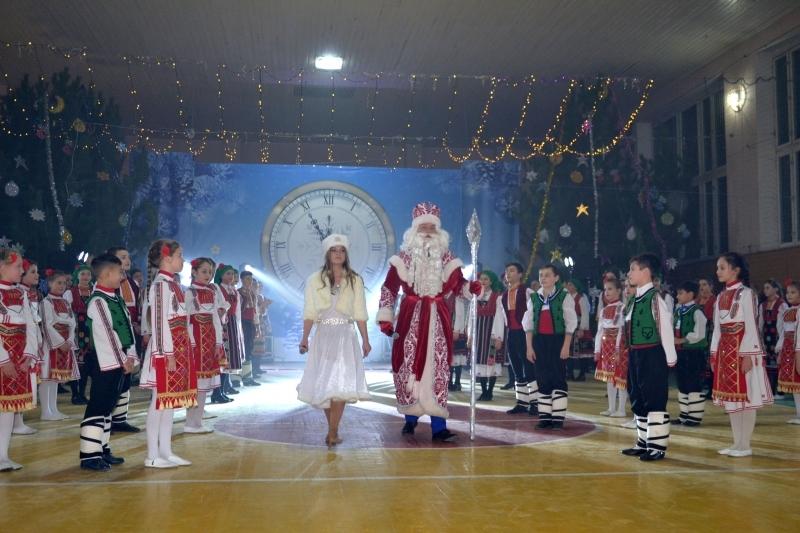 В Каменке отгремел Рождественский бал