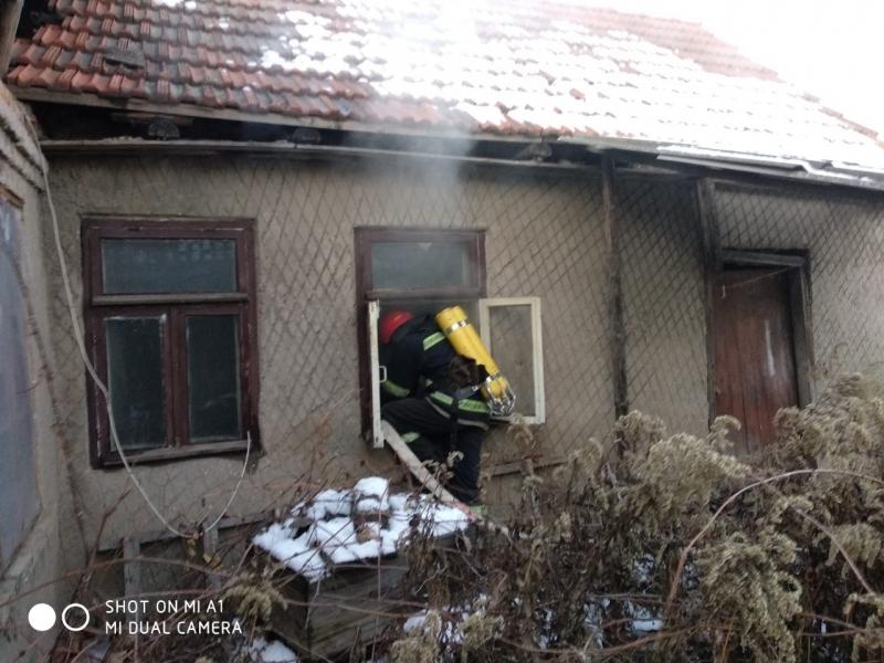 В Измаиле во время пожара погиб пенсионер