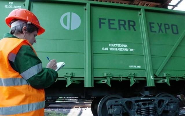 Морпорты обеспечили 70% экспорта окатышей Ferrexpo
