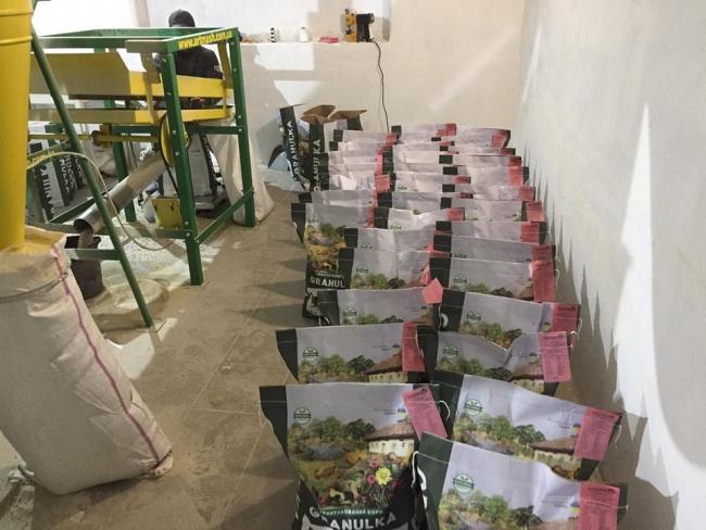 На Одесщине заработал завод по производству комбикормов