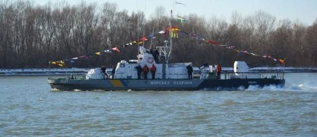 Полвека в строю: боевой корабль Морской охраны «Измаил» отметил юбилей
