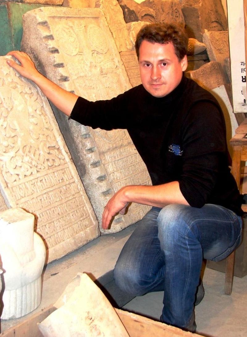 Андрей Красножон. В поисках «Дунайского Багдада»