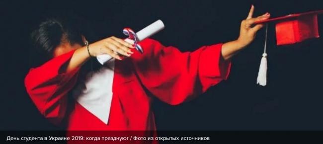 День студента 2019: когда празднуют в Украине