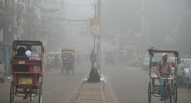 Эксперты ВОЗ назвали самые загрязнённые города мира