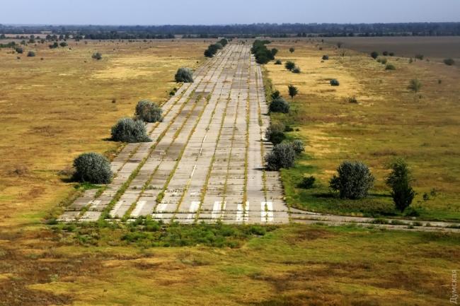 Измаильскому аэропорту передадут 133 гектара: предприятие возобновит работу