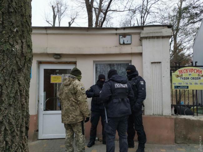 Представители Минобороны заняли санаторий «Лермонтовский»