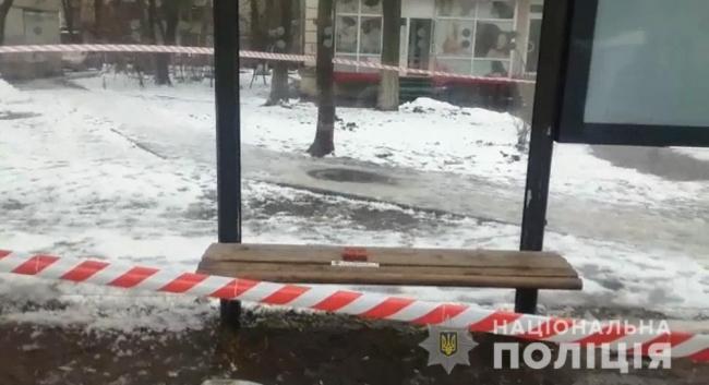 На остановке общественного транспорта в Одессе обнаружили взрывчатку