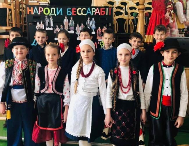 """Праздник этнического единства в """"Стежинке"""""""