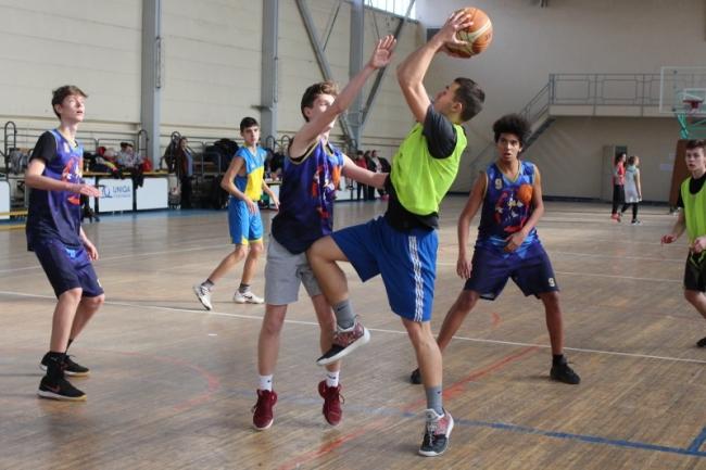 Измаил принимал Областную спартакиаду школьников: баскетбольный этап