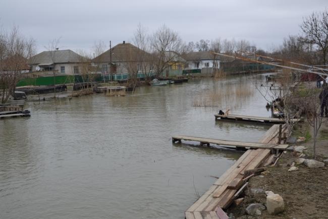 Белгородский канал в Вилково рассчитывают очистить от ила и мусора