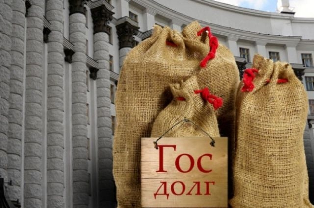 Финансы: госдолг Украины уменьшился