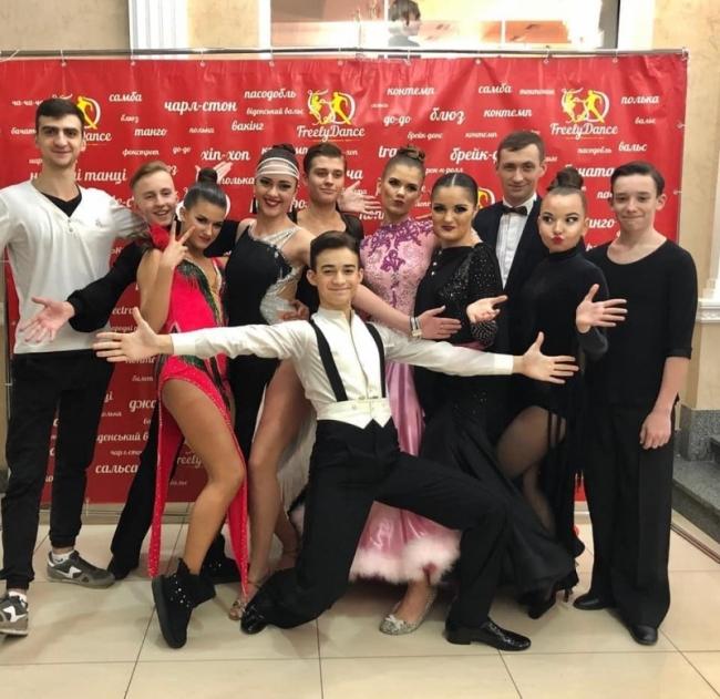 """Dream Dance"" блистал в Николаеве!"