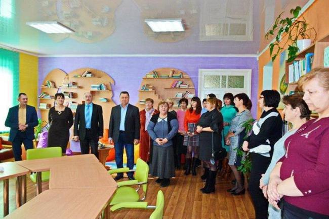 В Измаильском районе открыли современный медиа-центр