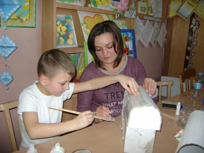 Семейное творчество: умеешь сам - научи родителей!