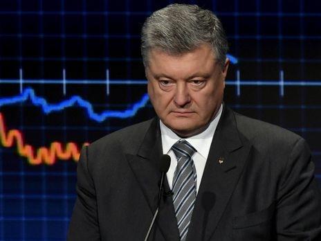 Порошенко пообещал не впускать российских наблюдателей в Украину
