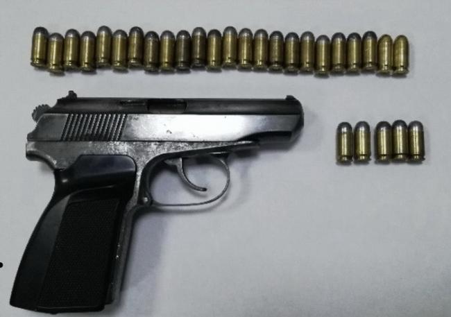 В Одессе блокировали сбытчиков огнестрельного оружия и боеприпасов