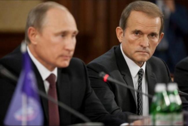 """""""Создать автономный регион Донбасс"""". Медведчук прокомментировал обвинения в госизмене"""