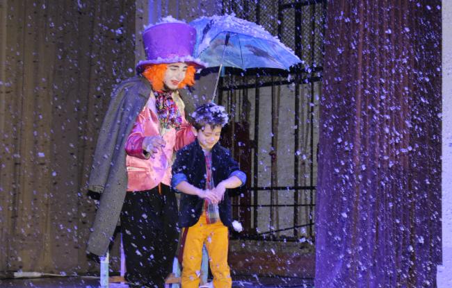 Привидения бывают белыми и пушистыми: Leo Dreams Show на сцене ДК