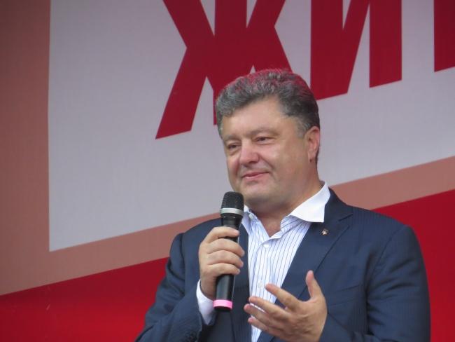 Завтра Президент Украины посетит юг Одесщины