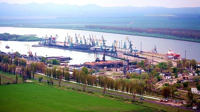 В Измаильском порту завершён крупнейший проект дноуглубления