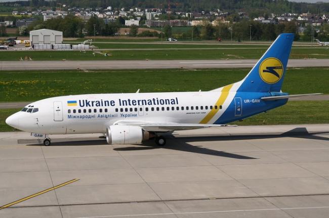 В Киеве начнут ремонтировать самолеты Boeing