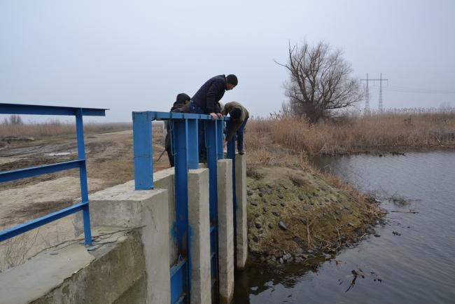 Первая волна: в Придунавье уже наполняют водоёмы