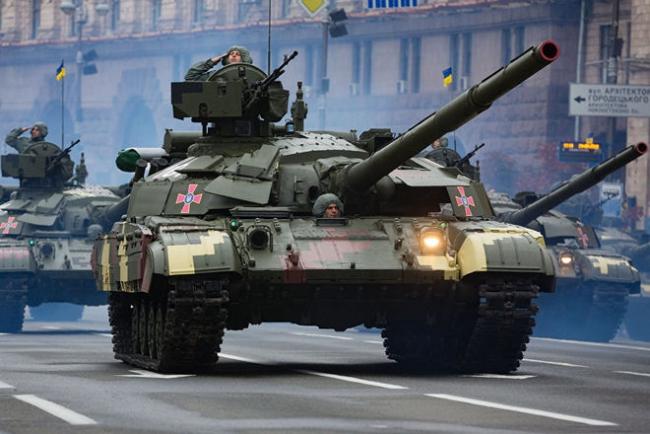 Саудовская Аравия заинтересовалась секретным украинским танком