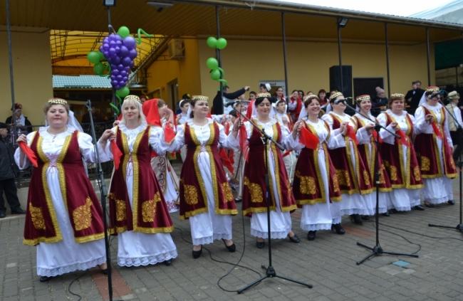 Праздник Трифона Зарезана впервые масштабно прошёл в Болграде