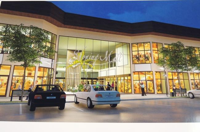 В Измаиле появится сразу несколько новых торговых объектов