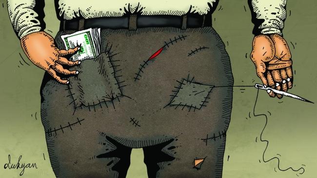 Субсидии как игра в напёрстки с государством: объём (на)шарика сокращается
