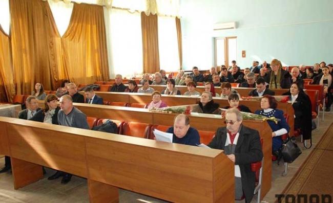 Болградский райсовет планирует создать собственный депутатский фонд