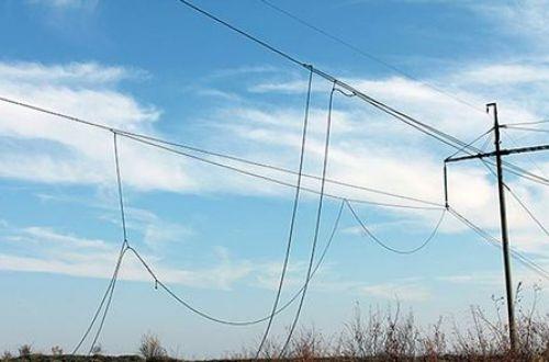 Килийские РЭСовцы боролись с обрывами электролиний