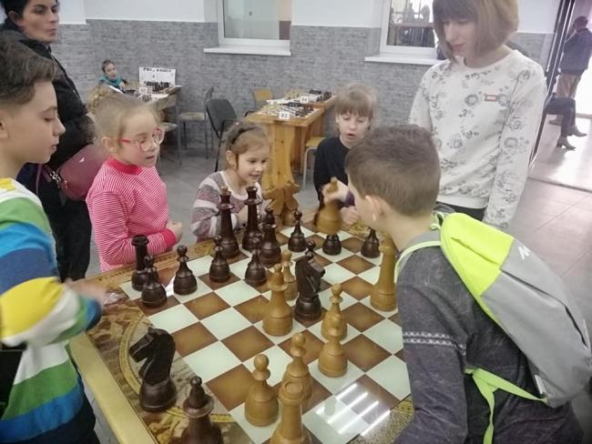 Юная шахматистка-аматор из Килии - в десятке лучших по Украине