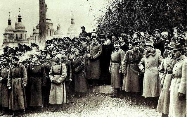 102 года назад в Киеве был создан первый украинский парламент