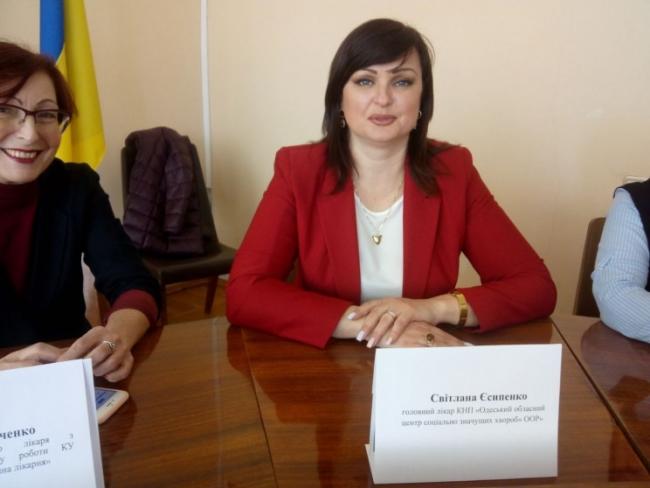 В Одесской области внедряют новые методы лечения туберкулеза