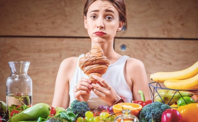 Врачи выяснили, что между настроением и питанием существует прямая связь