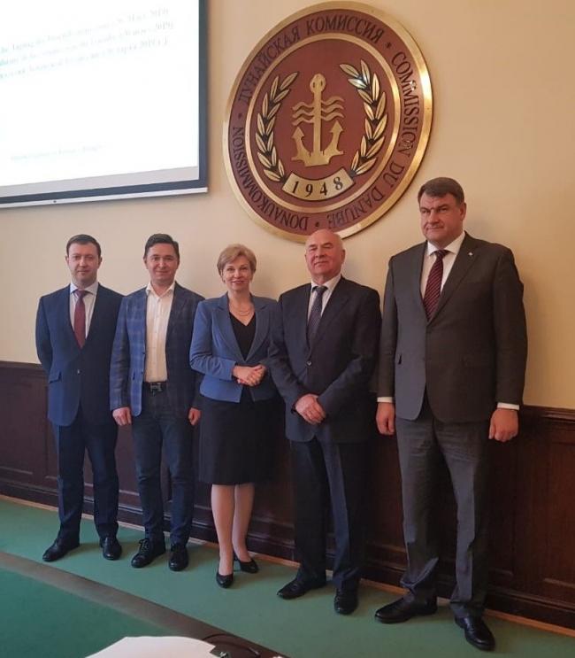 Пётр Суворов назначен главным инженером Дунайской Комиссии