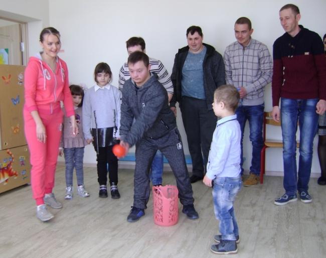 """""""Солнечный"""" дом встречал гостей"""