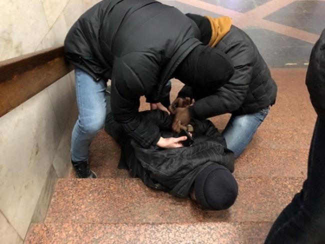 Спецслужбы РФ готовили кровавый теракт в харьковском метро