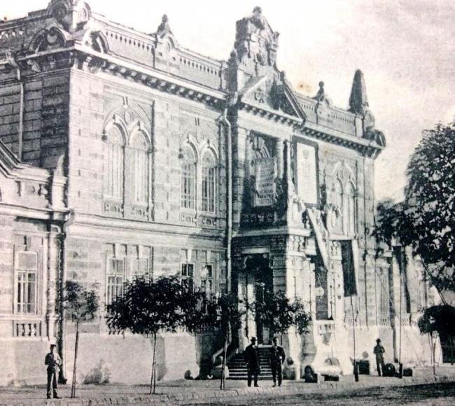 Городское самоуправление в Измаиле в XIX-начале XX вв.