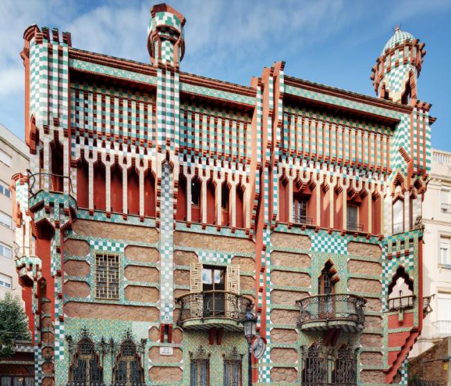 Дом Висенс: как внутри выглядит первое здание Гауди, которое закрыли для посещений на 130 лет