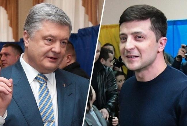 ЦИК заканчивает обработку протоколов: лидерами президентской гонки остаются Зеленский и Порошенко