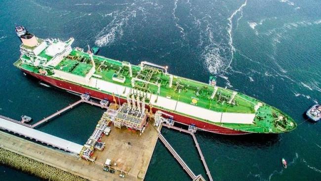 Переговоры относительно проекта строительства СПГ-терминала в порту Рени состоялись